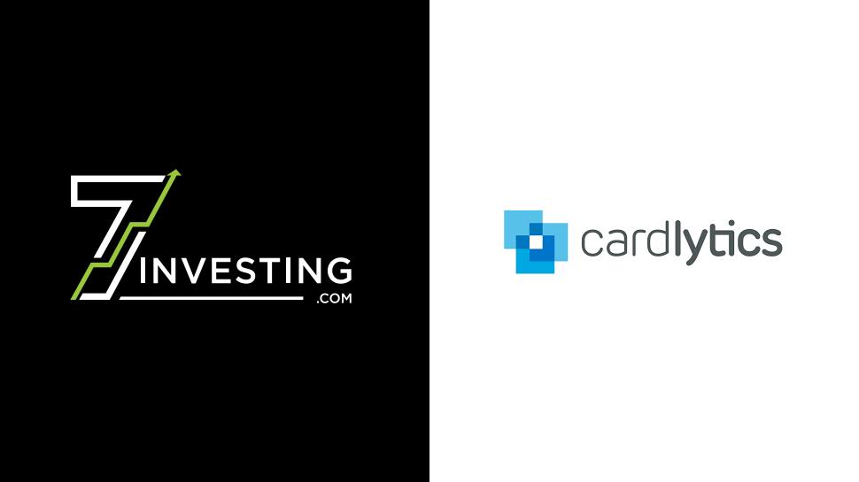 7investing logo next to the Cardlytics logo.