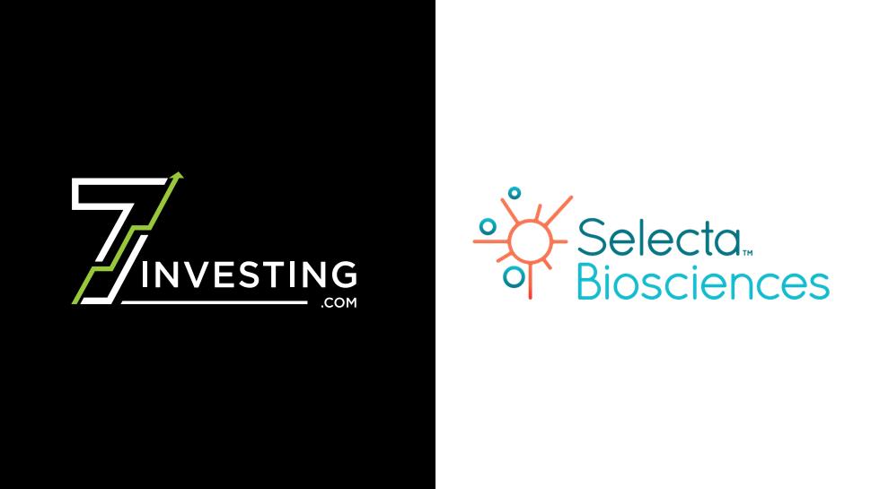 7investing logo next to Selecta Biosciences logo.