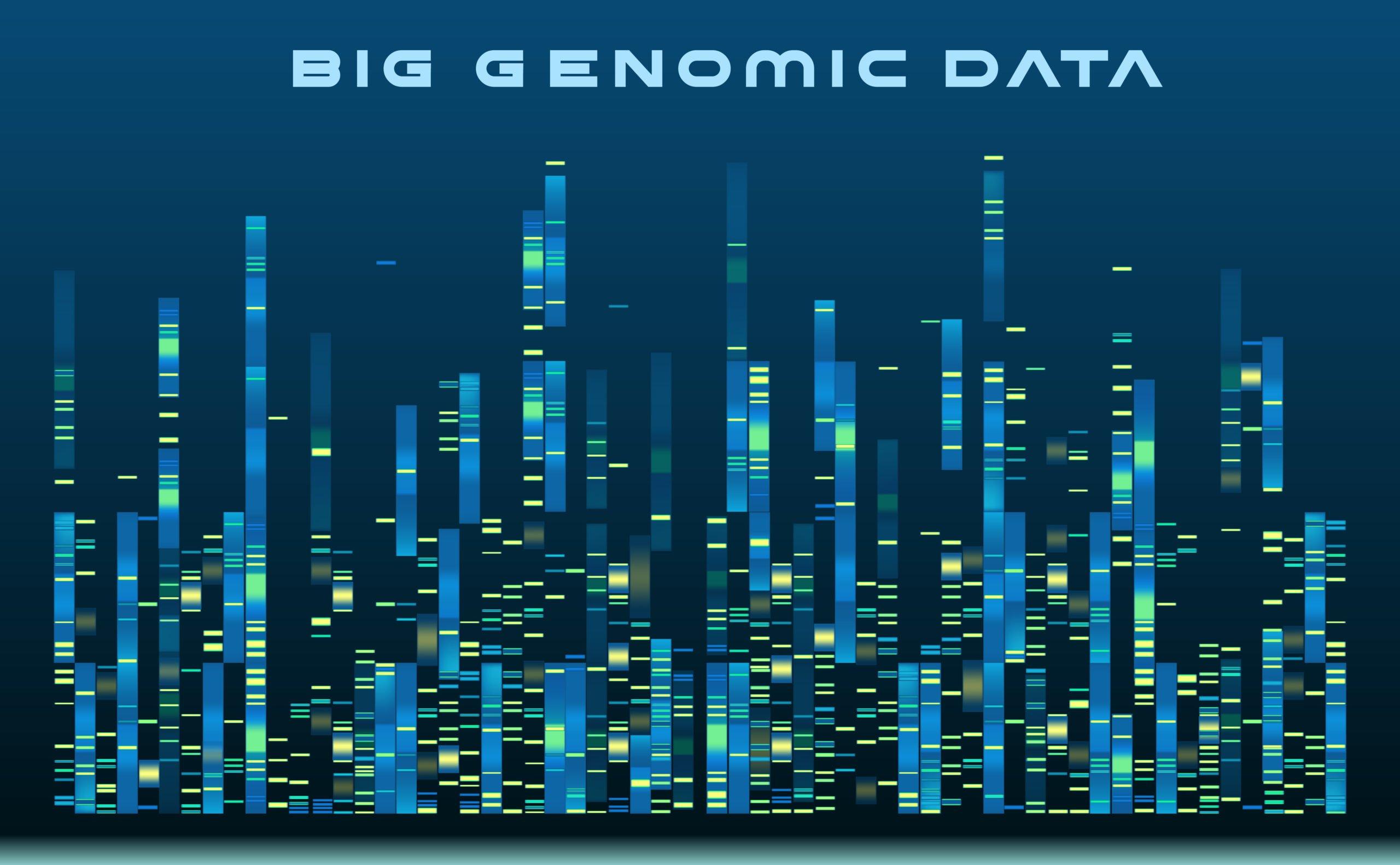 Big Genomic Data image
