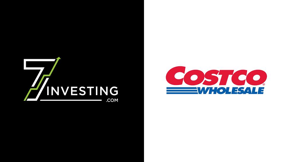 7investing logo next to the Costco logo.