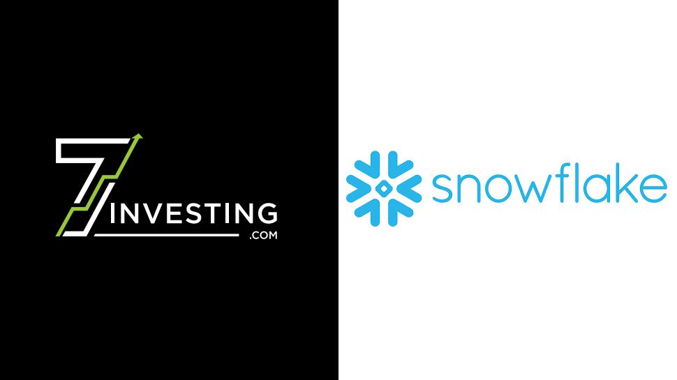 7investing logo next to the Snowflake logo.