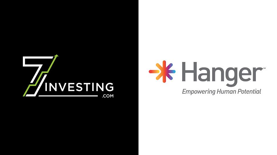 7investing logo next to the Hanger logo.