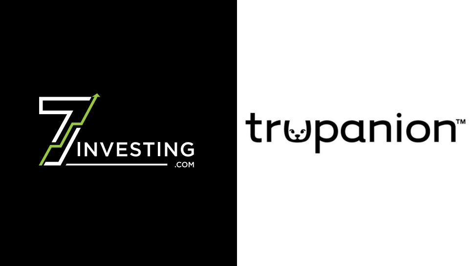 7investing logo next to Trupanion logo.