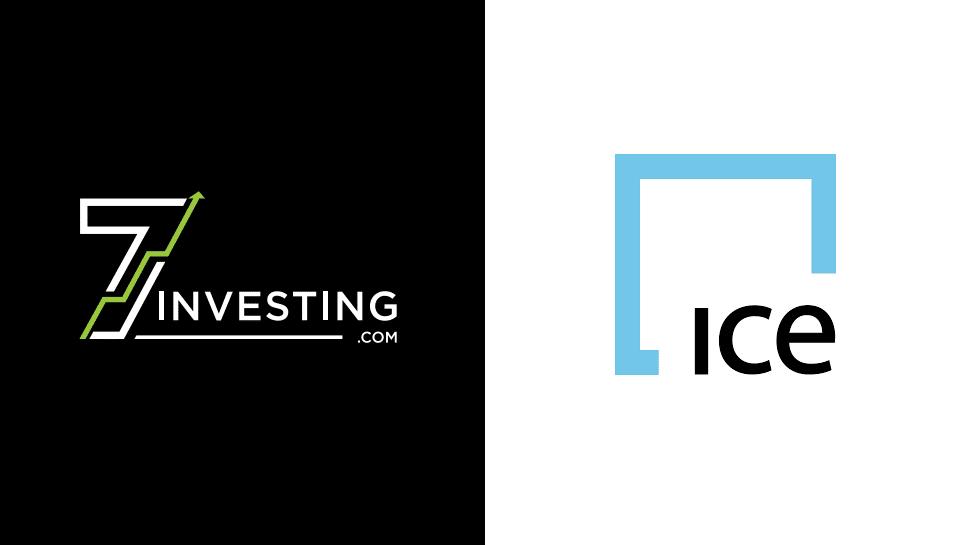 7investing logo next to the Intercontinental Exchange logo.